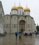Kremlin Scenes - Cathedral of the Assumption (1470)