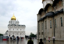 Kremlin Scenes - Cathedral of the Archangel (1505)