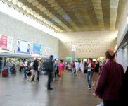 Moscow Scenes - Leningradsky Train Station